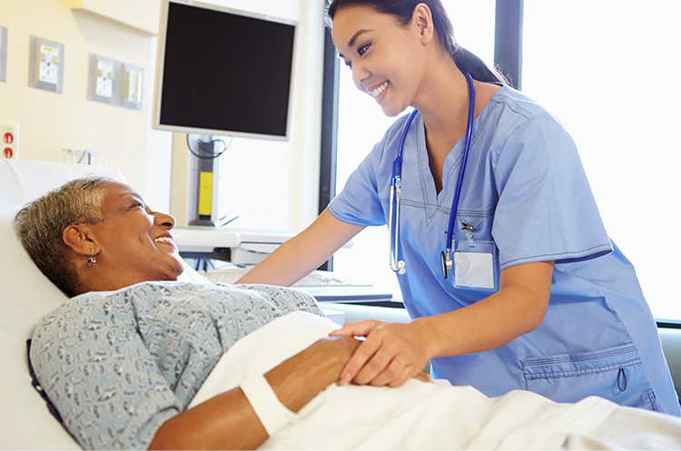 Innovative Patient Fall Monitoring for Hospitals | CareView Healthcare Technology